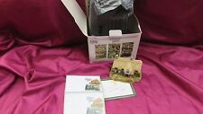 Lilliput lane L3110 To the manor born boxed excellent with deeds