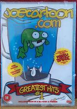 JoeCartoon.com, Greatest Hits #1, Region 2 DVD, Brand New & Sealed