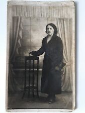 Vintage Postcard Photograph - Real Person -  Lady Named - By Cuttriss, Newcastle