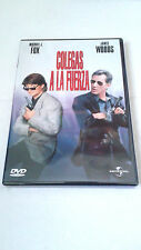 "DVD ""COLEGAS A LA FUERZA"" COMO NUEVA MICHAEL J. FOX JAMES WOODS"
