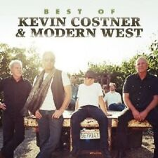 Kevin Costner & Modern west-Best of CD 17 tracks classic rock & pop NEUF