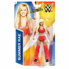 WWE SUMMER RAE FIGURE SERIES 50 DIVA WRESTLING TOTAL DIVAS WOMENS FIRST LINE