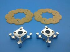 Lauterbacher Radmitnehmer / Epoxy-Bremsscheiben 69 mm für RC-Cars 1/5 + 1/6