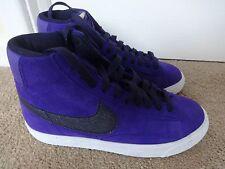 Para mujer Nike Blazer Mid Vintage GS Zapatillas 539930 502 UK 3 EU 35.5 nos 3.5 y NUEVO