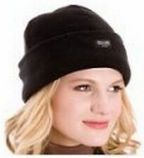 New Ladies Polar Fleece Hat With Thinsulate Insulation Winter Warm One Size BNWT