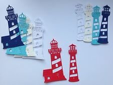 Cheery Lynn Fancy Lighthouse Die-Cuts (seaside mix)