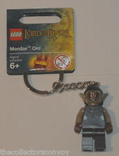 LEGO 850514 - Lord of the Rings Minifigure Keychain = Mordor Orc keyring