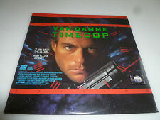 SEALED LASERDISC TIME COP VAN DAMME LETTERBOXED MCA UNIVERSAL 1995 BRAND NEW NFS