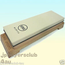 JAPANESE KING WHETSTONE #1000 / #6000 Knife Sharpening Stone Grit Made in Japan