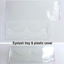 COPPIA individuali falso Ciglia Vassoio imballaggio x 10 Set