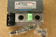 Vintage NOS NIB NEW Shimano 600EX Ultegra BB-6400 Italian 115 bottom bracket