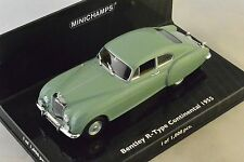 MINICHAMPS 436139424 - BENTLEY R-TYPE CONTINENTAL - 1955 Vert  1/43