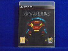ps3 SPACE HULK A Turn Based Strategy Game Playstation PAL REGION FREE