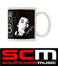 *OFFICIAL LICENSED* JIMI HENDRIX SAN FRANCISCO '68 LIVE BOXED COFFEE MUG CUP