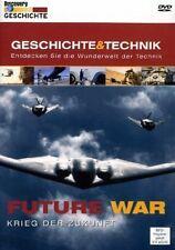 Geschichte & Technik: Future War Krieg d. Zukunft - DVD