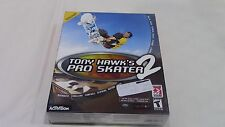 Tony Hawk's Pro Skater 2 PC Game BIG BOX VERSION Brand New Sealed