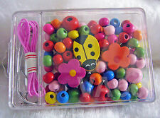Children Bead Kit New Friendship Bracelet Girl Jewellery Making Kit Kids Craft