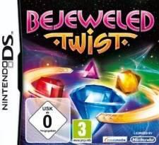 Nintendo DS Dsi Lite BEJEWELED TWIST Jewelmaster * *Sehr guter Zustand
