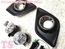 SET KIT FOG LAMP SPOT LIGHT SWITCH WIRE FOR TOYOTA HILUX REVO 2DR 4DR 4X2 4X4