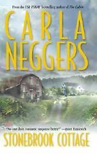 Stonebrook Cottage by Carla Neggers (2005, Paperback) free shipping!!!! look!!!!