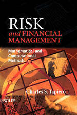 Risk and Financial Management, Charles S. Tapiero