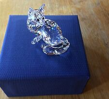 Swarovski Figurine 2016 MAINE COON CAT (MIB)