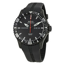 Mido OS Captain IV Automatic Black Dial Mens Watch M011.430.37.051.22