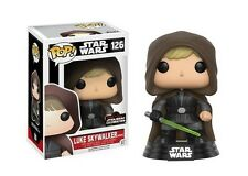 Funko Pop! Star Wars Celebration 2017 Hooded Jedi Luke Pre-Sale