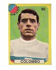 [LAB] FIGURINA LAMPO 1963/64 - GENOA COLOMBO