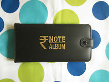 Pocket BankNote Album | Currency Note Album |  Paper Money Album