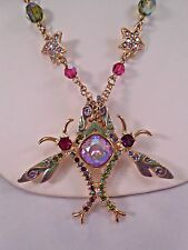 Kirks Folly NWOT Dragonfly Dreams Necklace RARE