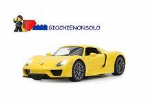 JAMARA 404579 - Porsche 918 Spyder 1:14 giallo 40 MHz