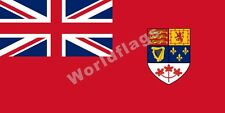 Canada Historical Flag 3X6FT Canadian Red Ensign Newfoundland Red Blue Ensign