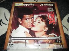 Tall Story NEW SEALED Laserdisc Anthony Perkins Jane Fonda Free Ship $30 Orders