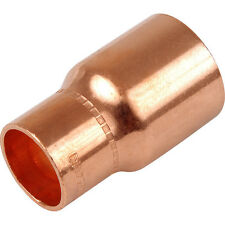 NEW copper fitting reducer 15mm x 8mm, male x female, water, gas, plumbing