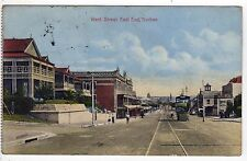 DURBAN SOUTH AFRICA PC Postcard WEST STREET East End KWAZULU NATAL African