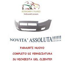 PARAURTI ANT FIAT GRANDE PUNTO DAL 2005 COLORE 125/B VIOLETTO DUCATO