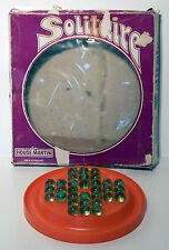 Vintage 1970's Solitaire - A Game Of Skill And Patience - House Martin