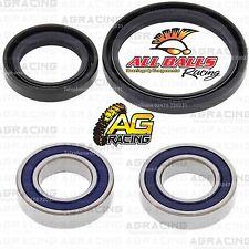 All Balls Front Wheel Bearings & Seals Kit For Yamaha WR 400F 1999 99 Enduro