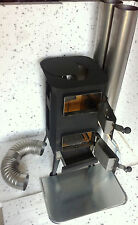 WOODBURNING STOVE LOG BURNER MULTIFUEL TENT GREENHOUSE GARAGE WORKSHOP HEATER