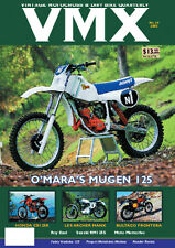 VMX Vintage MX & Dirt Bike AHRMA Magazine - ISSUE #20