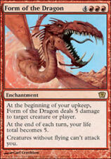 Form of the Dragon X1 (9th Edition) MTG (NM) *CCGHouse* Magic