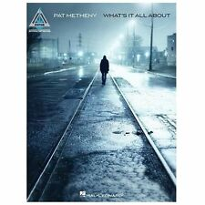 Pat Metheny What's It All About Guitar Recorded Versions Tab Book NEW!