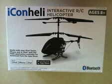 iConheli Interactive R/C Helicopter. Brand New. Bluetooth.