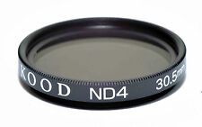 Kood ND4 2 stop Neutral density filter Made in Japan 30.5mm