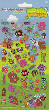 Moshi Monsters Moshlings Large Fun Foiled Stickers