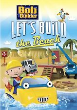 Bob the Builder: Let's Build the Beach (DVD, 2008, Canadian) NEW
