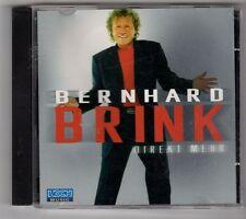 (GL483) Bernhard Brink, Direkt Mehr - 2001  CD