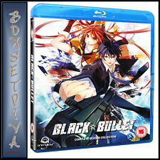 BLACK BULLET - COMPLETE SEASON COLLECTION *BRAND NEW BLU-RAY ***
