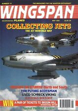 WINGSPAN MAGAZINE 1994 MAY FLYING SCOTSMAN, USCG-SCHRECK VICKING, PERCIVAL PRO